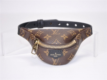 LOUIS VUITTON Party Bumbag Armband M6562A - New - Fullset*