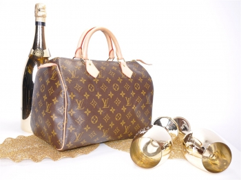 LOUIS VUITTON Speedy 30 Monogram*