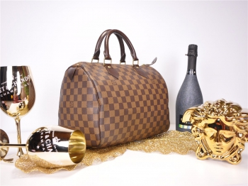 LOUIS VUITTON Speedy 30 Damier*