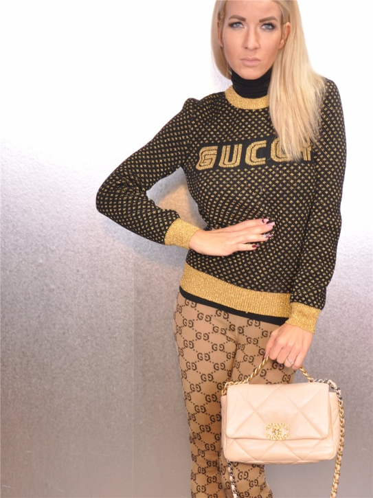GUCCI Pullover Sweater GG 519813 X9S90 Gr. 34/36*