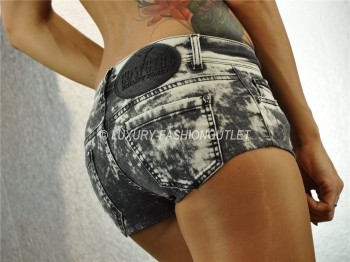 SALE! PHILIPP PLEIN Hot Pants W27 XS/S sexy Cowgirl*