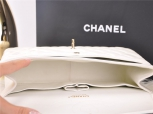 CHANEL Timeless Jumbo Classic Bag Glattleder Double Flap Bag*