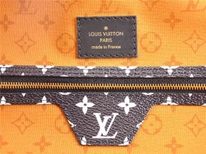 LOUIS VUITTON Neverfull MM Crafty - Neu - Fullset M56584*