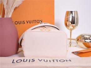 LOUIS VUITTON NEONOE BB Creme Safran M45716 NEU - FULLSET Pool Collection*
