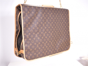 LOUIS VUITTON Garment Kleiderschutzhülle Reisetasche VINTAGE Koffer Kleidersack*